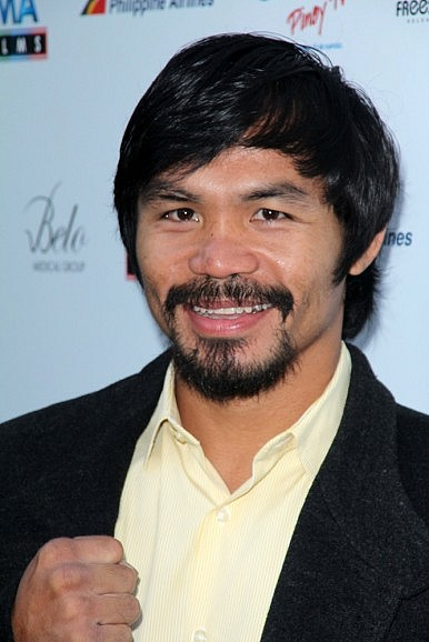 Manny Pacquiao Looks to Boxing, Political Future
