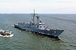 US Finalizes Sale of <em>Perry</em>-class Frigates to Taiwan