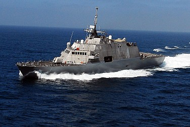 4 US Littoral Combat Ships to Operate out of Singapore by 2018