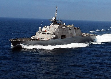 US Navy's Fleet of Littoral Combat Ships Will Be Cut to 40 Vessels