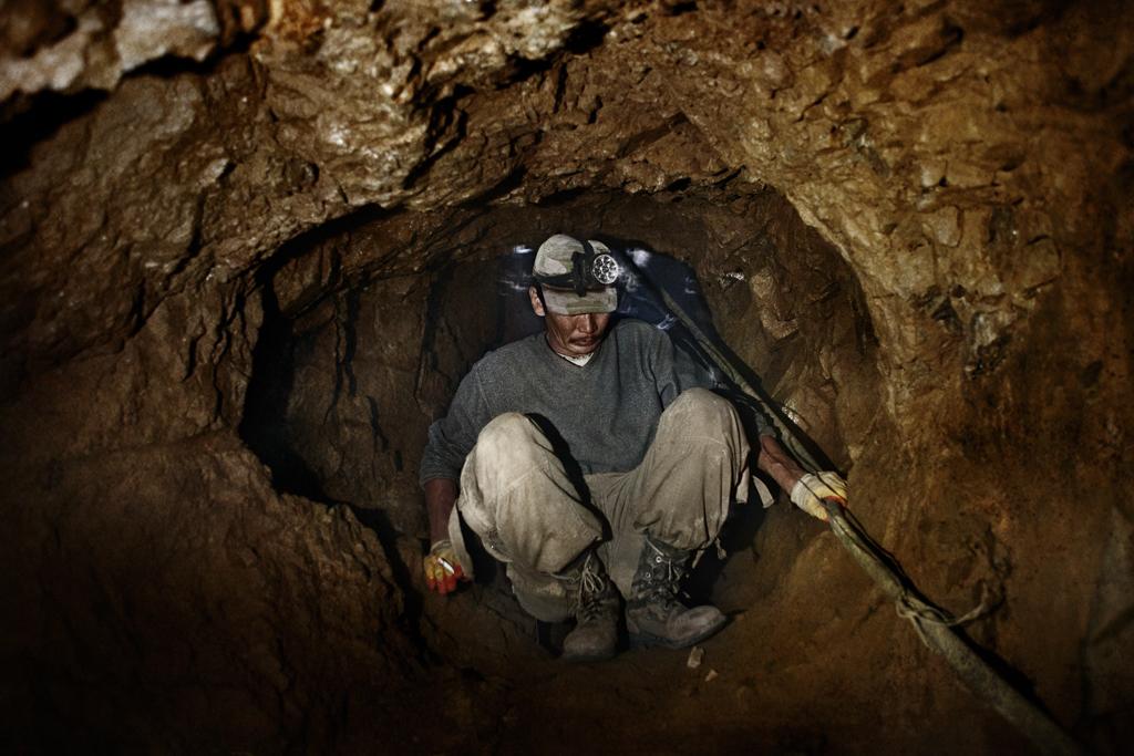 The Ninja Miners of Mongolia