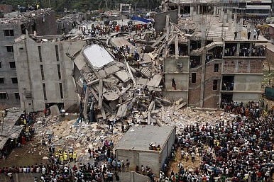 Bangladesh: One Year After Rana Plaza, Problems Linger