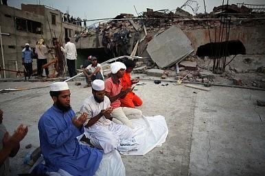Bangladesh: Cheap T-Shirts and Fundamentalism