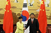 3 Stages of Park Geun-hye's China Diplomacy