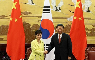 Park Geun-hye Asks China to Prevent North Korean Nuclear Test