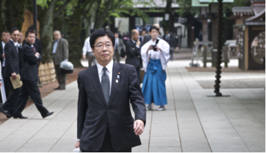 Japan's Defense Minister Kept Busy as Obama Visits Asia