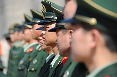 China's Military Urges Increased Secrecy