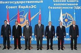 CSTO Looks Away From NATO and Toward SCO
