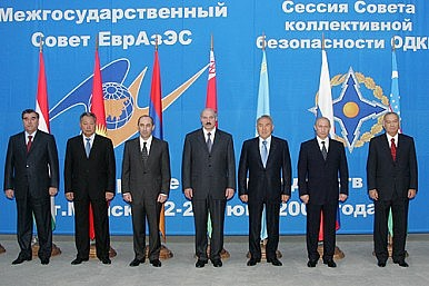 CSTO Looks Away From NATO and Toward SCO