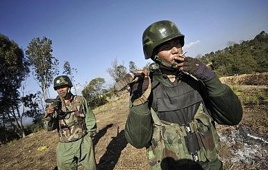 Washington's Flawed Myanmar Policy