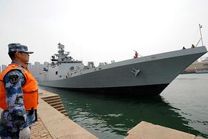 The Developing India-China Maritime Dynamic