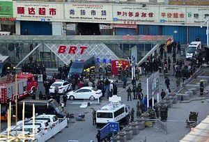 China Confirms 3 Dead, 79 Injured in Urumqi Terrorist Attack