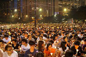 Arrests, Censorship and Propaganda: China's Tiananmen Anniversary Dance