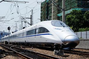 Chinese High-Speed Rail May Be Coming to Russia