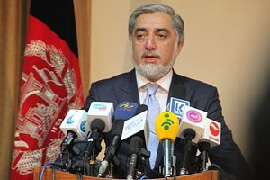 Afghanistan Presidential Front-Runner Acquires Powerful Endorsements