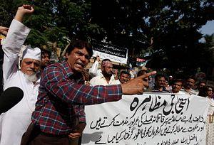 Pakistan Journalists Under Threat