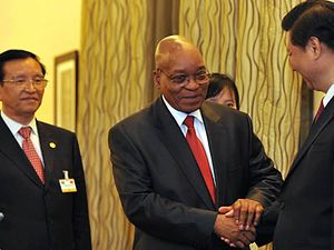 The Evolving Dynamic of China-Africa Relations