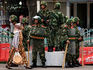 The Two Faces of the Uyghurs