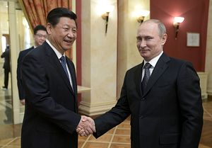 Confronting Moscow With the Help of Beijing