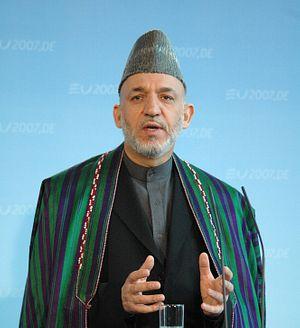 Xi, Karzai Discuss the Future of China-Afghanistan Ties