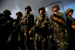 Thailand: A Coup, the Crown, and Two Middle Classes