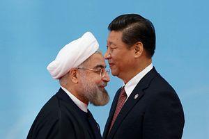 Iran, Turkey and China's Middle Eastern Pivot