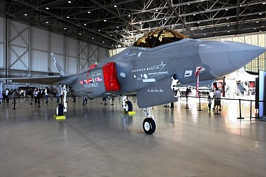 Australia's Big F-35 Commitment