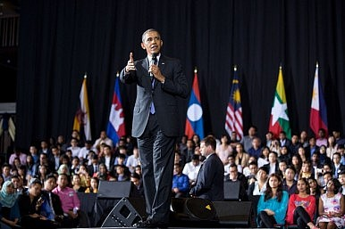 Could Obama Inspire Young Malaysians?