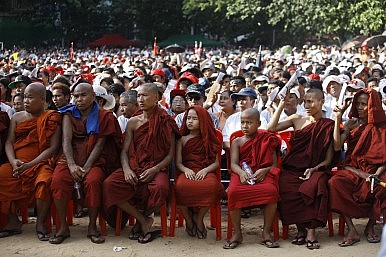 Myanmar's Literary Talk Shows