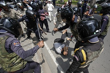Spotlight on Cambodian Government Brutality