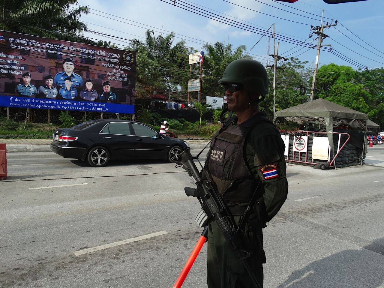 Thailand's Deep South: Living in Conflict