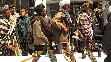 Peace Springs in Taliban Heartland?