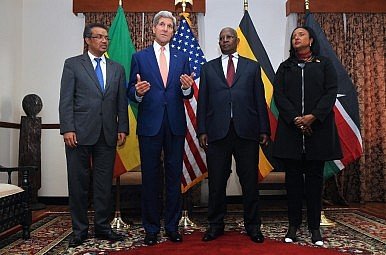 John Kerry vs. Li Keqiang: Africa's Resources and the Superpowers