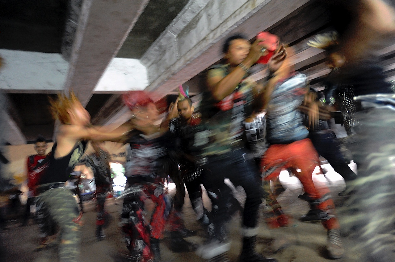 The Punks of Myanmar
