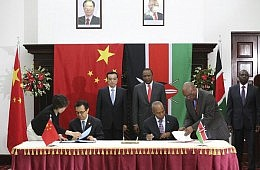 In Africa, Li Keqiang Refutes Charge of Chinese 'Neo-Colonialism'