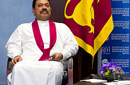 Sri Lanka's Constitutional Crisis: The Geopolitical Dimension