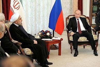 Iranian, Russian Presidents to Visit China
