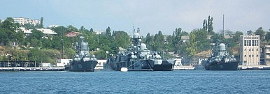Russia Expands Naval Presence in Crimea