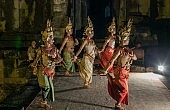 Apsara: The Cambodian Dance