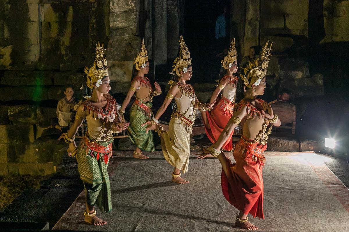 Apsara: The Cambodian Dance