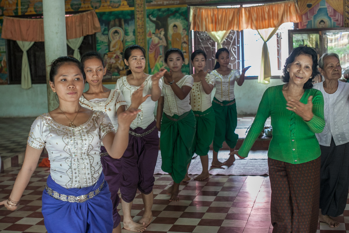 Cambodian culture essay