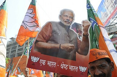 BJP, Modi Win Landslide Victory in Indian Elections