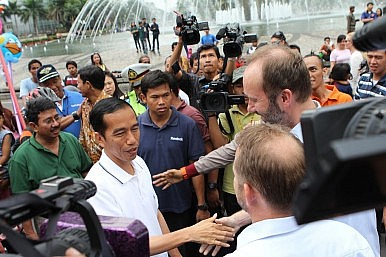The Jokowi Effect in Southeast Asia