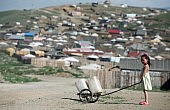 Is Ulaanbaatar Running Out of Water?