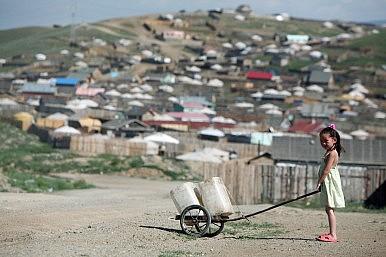 Is Ulaanbaatar Running Out of Water?