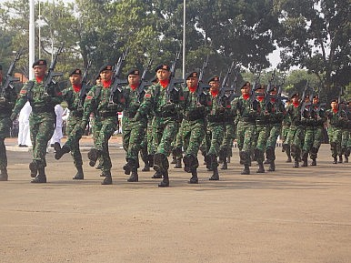 Indonesia to Conduct Massive Military Drill