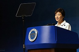 In Korea, President Park Comes Under Fire