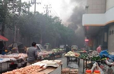 31 Dead in Urumqi Car Bomb Attack