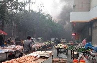 31 Dead in Urumqi Car Bomb Attack