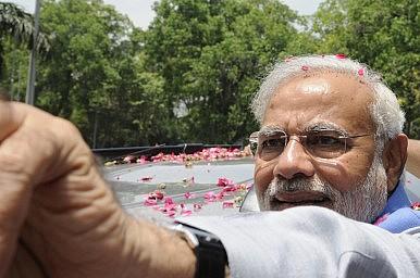 Prime Minister-Elect Modi's Proactive Diplomacy